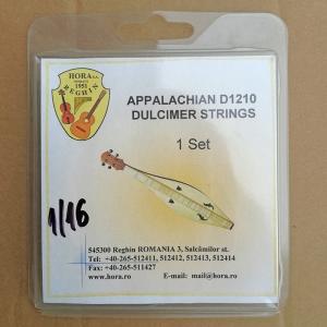 Cuerda Dulcimer D1210 appalach