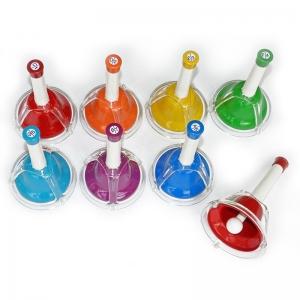 Set campanas afinadas 8 notas bi-función