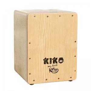 Cajón Katho infantil KIKO, natural