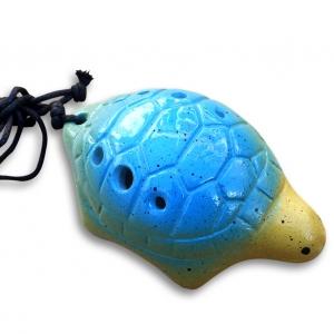 Ocarina Sopr.tortuga azul (Sol)