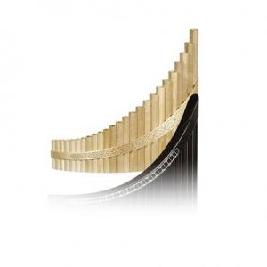 Flauta de pan 8 tubos Arce