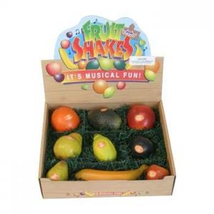 Shekere frutas 9 unidades
