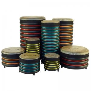 Set de 8 tambores Trommus