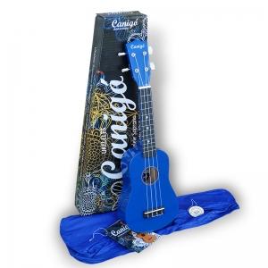 Ukelele Soprano, azul