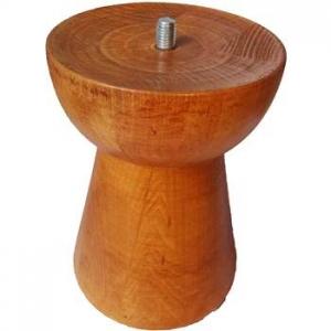 Pie de madera para Caisa