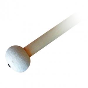 Baqueta punta doble bola dura atornillada 5A