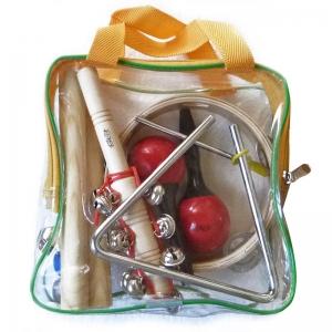 Set de percusión infantil