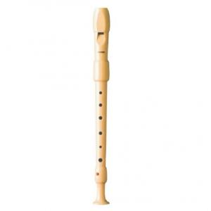 Flauta HOHNER 9516 2 Piezas, de plástico