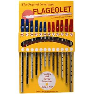 Expositor 12 flageolets