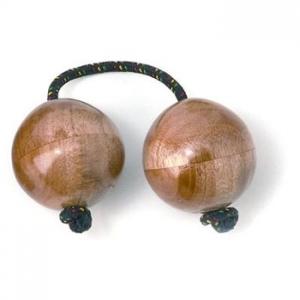 Bolas rítmicas con cuerda (el par)
