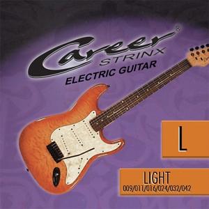 Cuerdas guitarra electr. Career Strinx L
