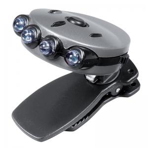 Lámpara 4 LEDs para atril, pinza