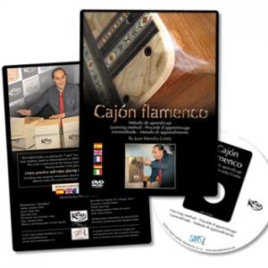 DVD Método de cajón J.Heredia