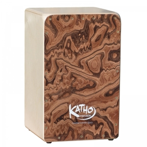 Cajón Katho 3 Chokolate