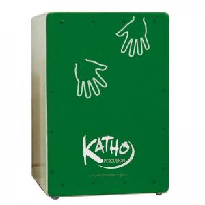 Cajón Katho KADETE verde