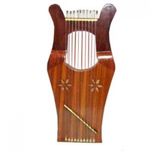 Arpa KINNOR de 10 cuerdas