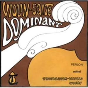 Cuerda violin Dominant 1ª Mi