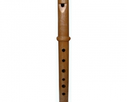 Flauta dig.catalana de plastico en Re